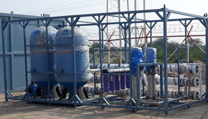 Industrial RO Plant | RO Plant Manufacturer in Ahmedabad | Industrial Reverse Osmosis Plant