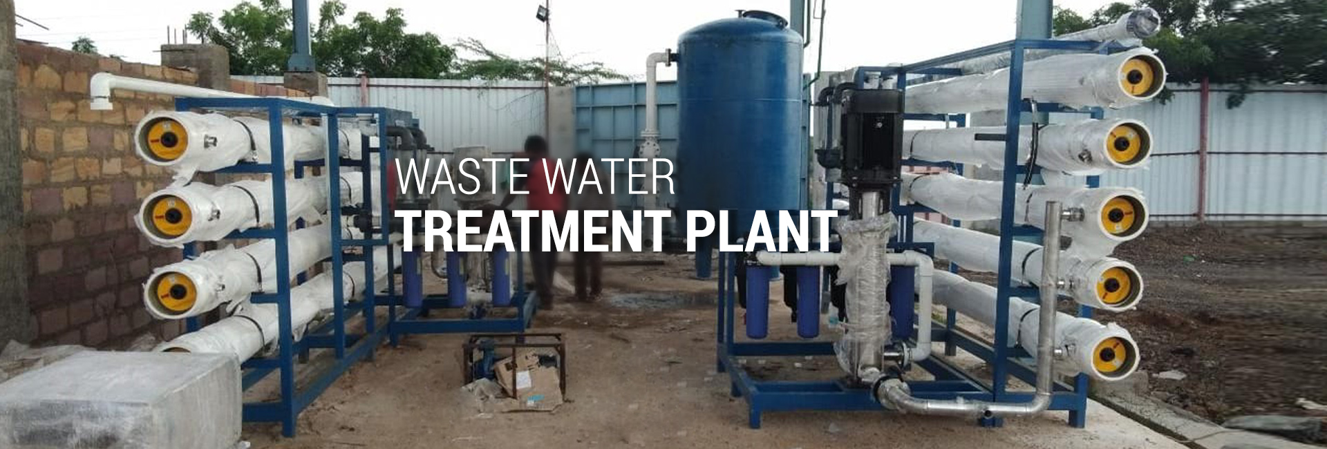 Industrial Ro System and and Water Treatment Plant